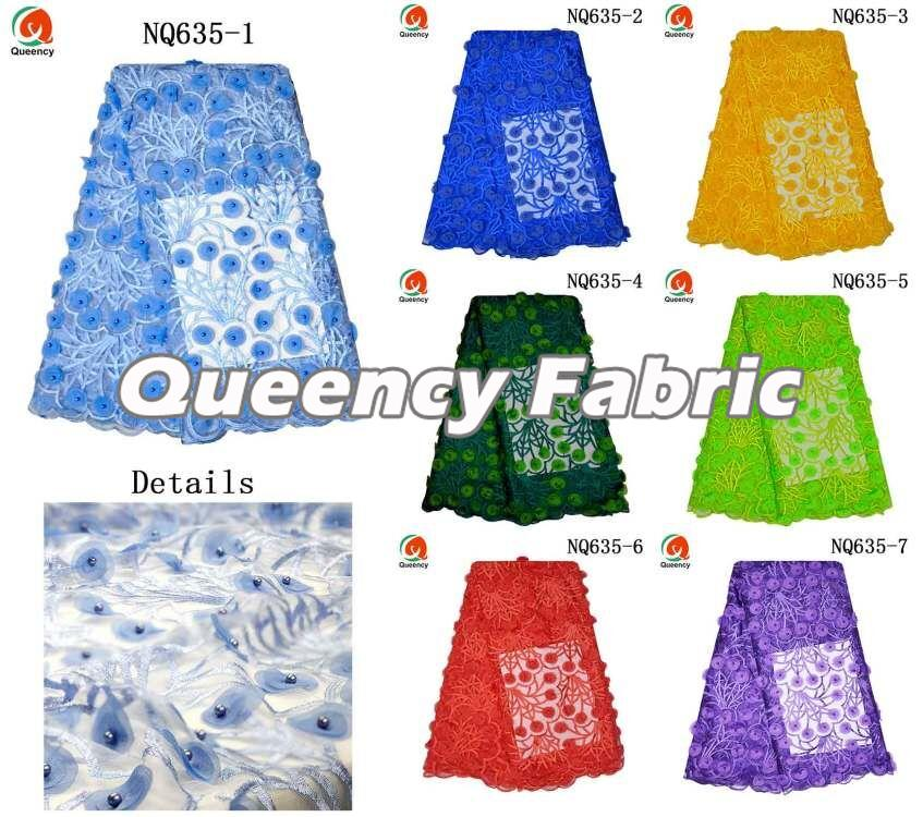 Tulle Fabric 3D