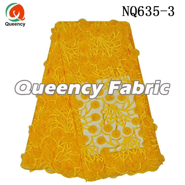 Netted Fabric Lace