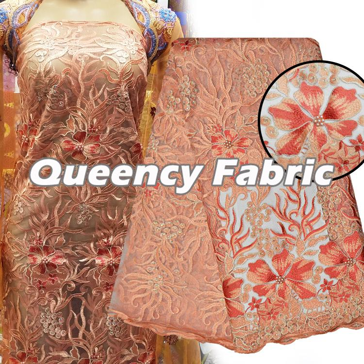 Embroidery French Lace