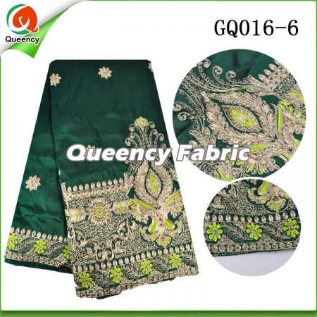 George Fabric Nigeria Bridal Embroidery